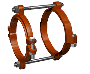 Series 2500 Restraint Harness for AWWA C907 PVC Fittings on AWWA C900 and C905 PVC Pipe