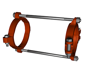Series 2500 Restraint Harness for PVC Fittings