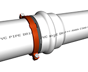 5000 - MEGA-STOP™ PVC Bell Protection System