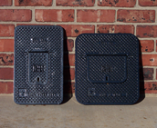 EBAA-Covers - Ductile Iron Meter Cover